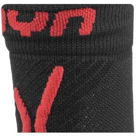 UYN Cycling MTB Light Calze Uomo, black/red